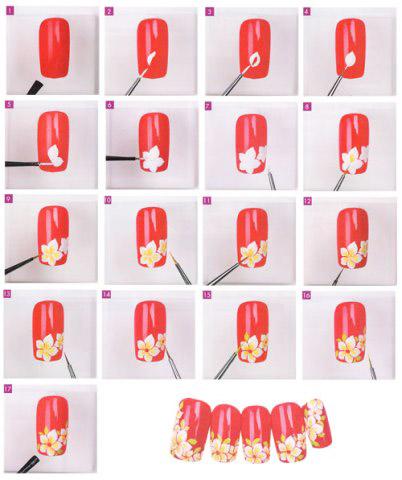 Учимся рисовать на ногтях в домашних условиях - FormaGotova :: Готовые советы от умельцев